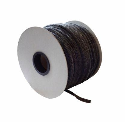 Bild von Dichtungsschnur, Durchmesser 8 mm, grau